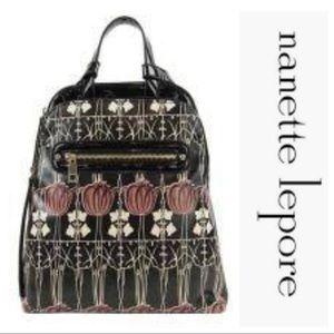 Nanette Lepore Katrina Backpack NWOT